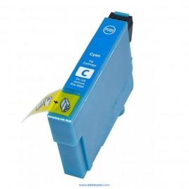 Epson 26 XL cian compatible