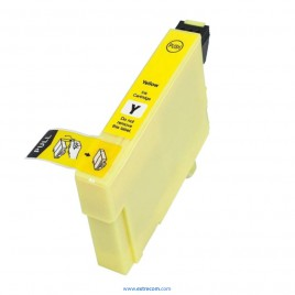 Epson T1284 amarillo compatible