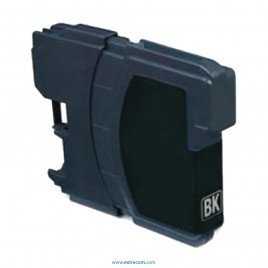 Brother LC121/123BK negro compatible
