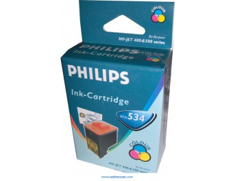 cartucho color philips pfa534