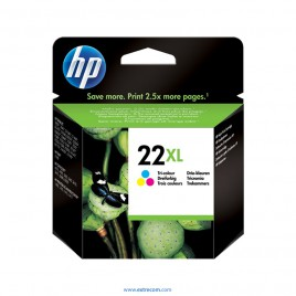 HP 22 XL Color original