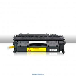 HP 05X negro compatible