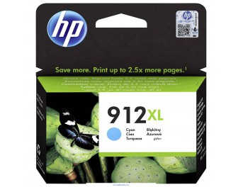 HP 912 XL cian original