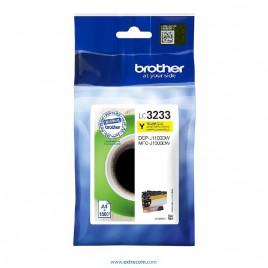 Brother LC3233Y amarillo original