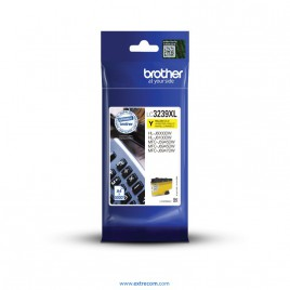 Brother LC3239XLY amarillo original