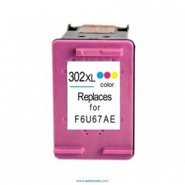 HP 302 XL color compatible