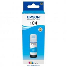 Epson 104 EcoTank cian original
