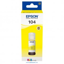Epson 104 EcoTank amarillo original