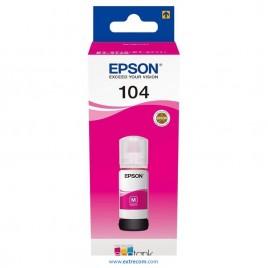 Epson 104 EcoTank magenta original