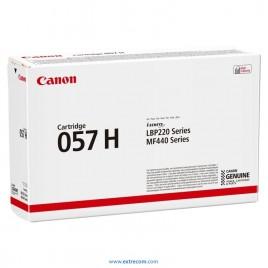 Canon 057 H  negro original